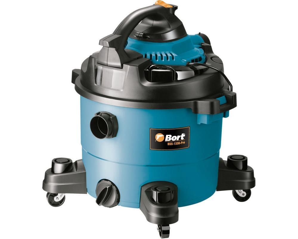 Пылесос для сухой и влажной уборки Bort BSS-1330-Pro
