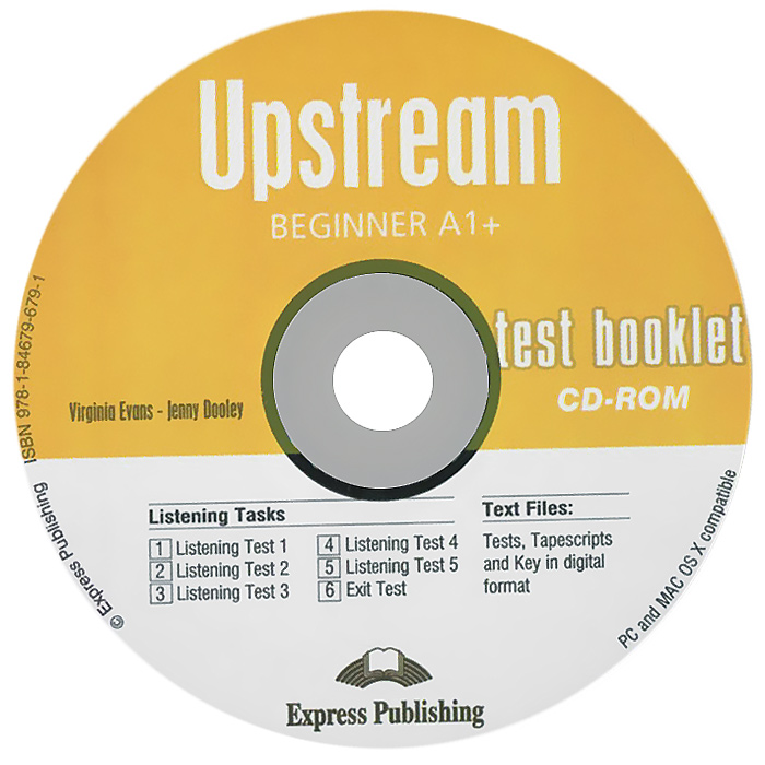 Upstream Beginner A1+. Test Booklet