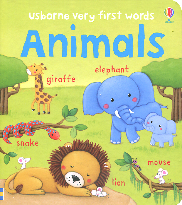 Animals isolated word recognition
