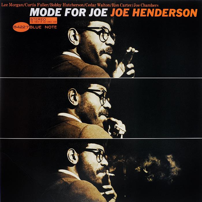 Джо Хендерсон Joe Henderson. Mode For Joe (LP) джо хендерсон joe henderson page one
