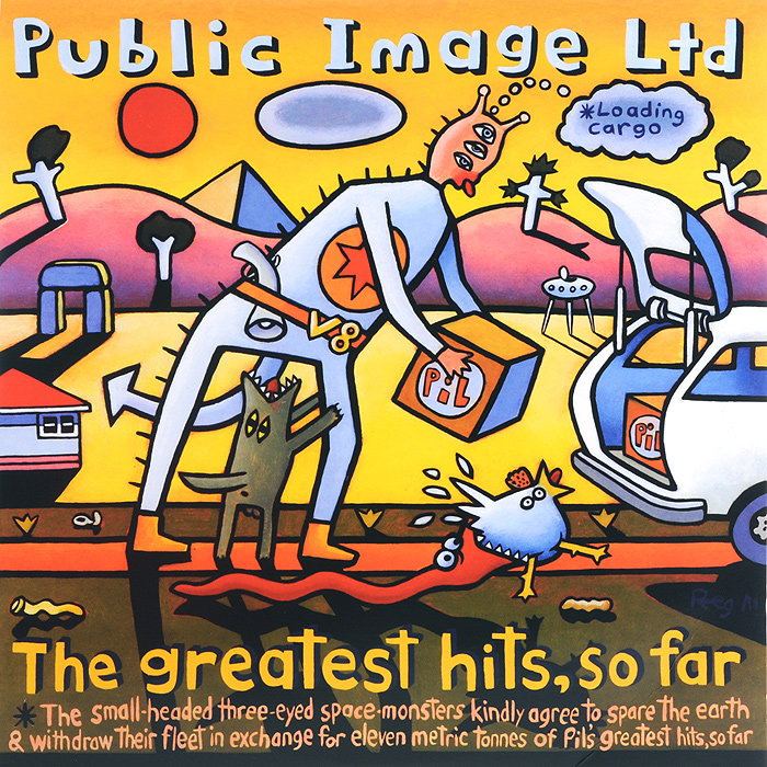 Public Image Limited Public Image Limited. The Greatest Hits, So Far (2 LP) daughtry daughtry it s not over the hits so far