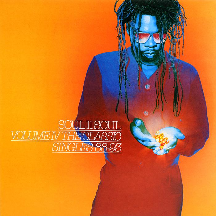 Soul II Soul Soul II Soul. Volume IV The Classic Singles 88-93 (2 LP) soul ii soul brighton