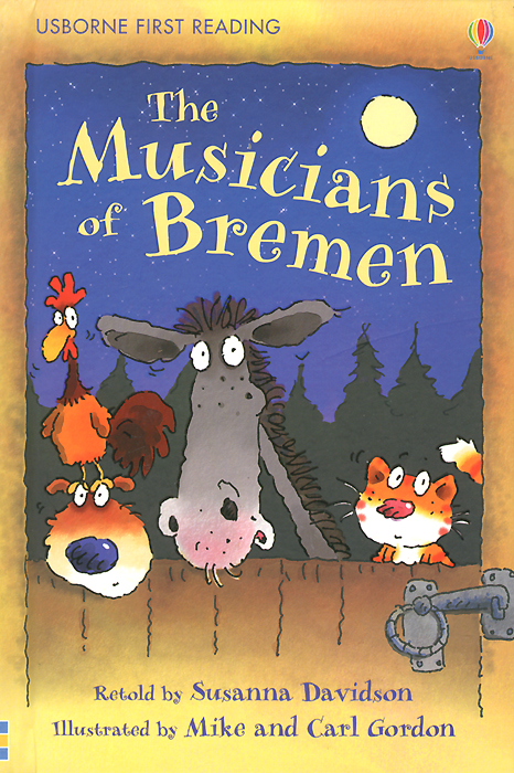 Musicians of Bremen: Level 3 the bremen town musicians
