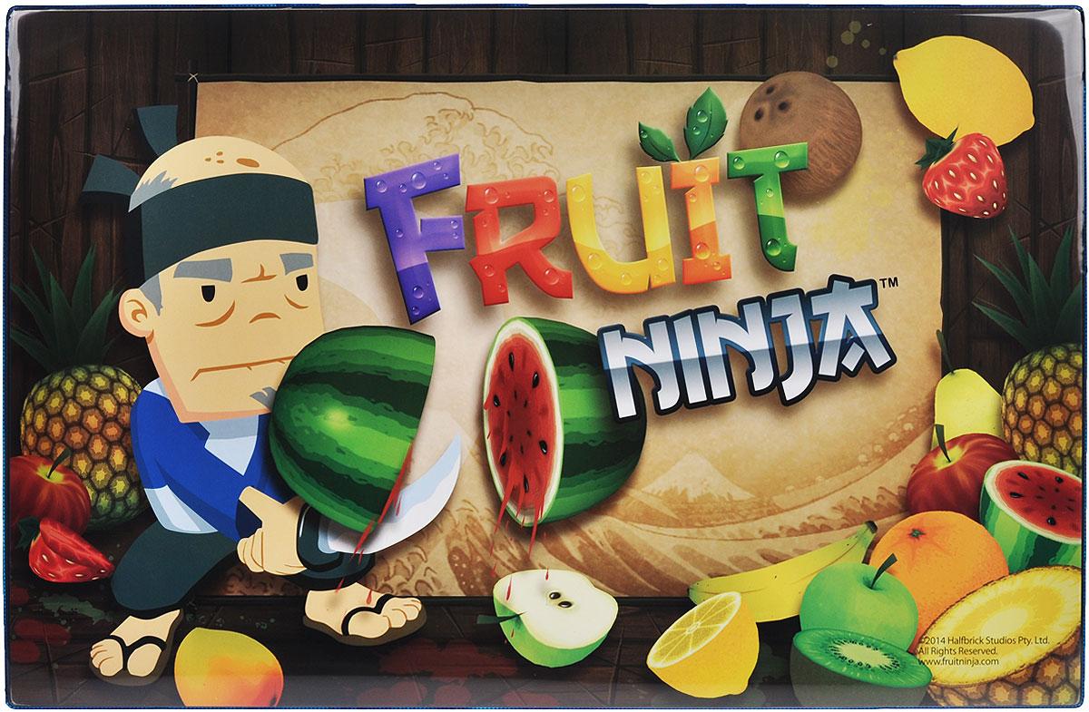 Фото - Накладка на стол Action! Fruit Ninja, 58 см х 38 см канцелярия action подкладка на стол fruit ninja