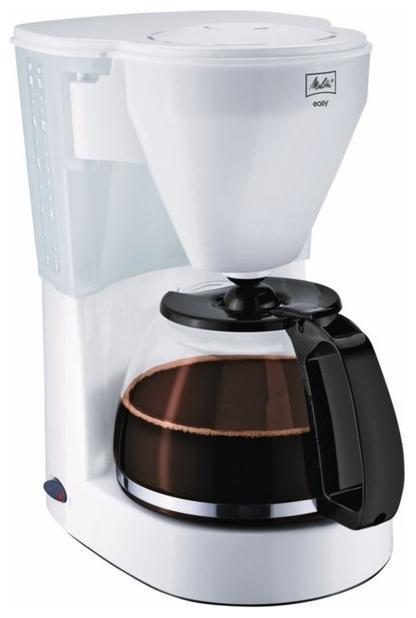 Кофеварка капельная Melitta Easy, White