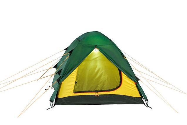Палатка Alexika Nakra 2 Green палатка greenell виржиния 6 плюс green