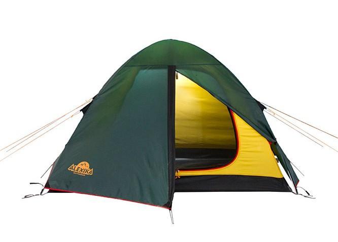 Палатка Alexika Scout 2 Green9121.2101Однослойная палатка Campland Scout 2 - в ней с комфортом смогут разместиться 2 взрослых человека. Отлично подойдет для походов выходного дня или выезда на пикник, когда нет необходимости в туристической палатке. Водостойкость тента обеспечит защиту от небольшого дождя. Внутренние карманы позволят поместить множество мелочей.