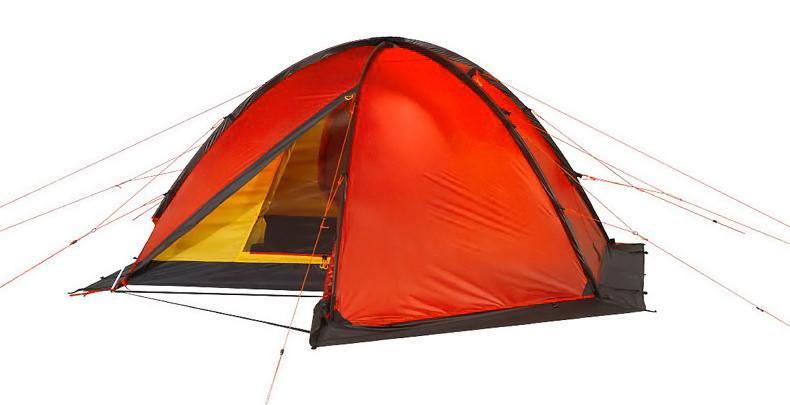 Палатка Alexika Matrix 3 Orange
