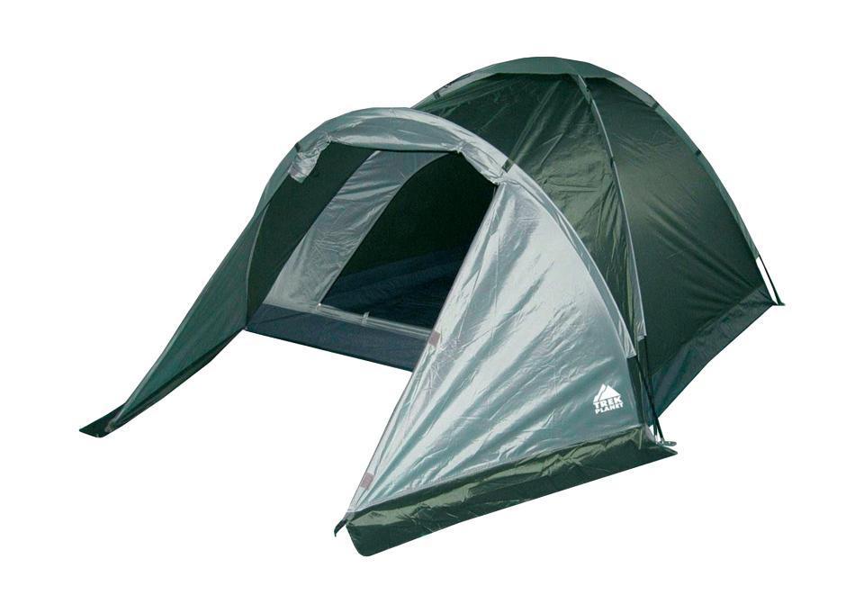 Палатка двухместная Trek Planet Toronto 2, цвет: темно-зеленый, оливковый70130Однослойная двухместная палатка с тамбуром Trek Planet Toronto 2, самая легкая и быстрая в установке палатка. Особенности модели: Палатка легко и быстро устанавливается, Палатка оснащена вместительным и защищенным от непогоды тамбуром, Тент палатки из полиэстера, с пропиткой PU водостойкостью 1000 мм, надежно защитит от дождя и ветра, Все швы проклеены, Каркас выполнен из прочного стекловолокна, Дно изготовлено из прочного армированного полиэтилена, Вентиляционное окно сверху палатки не дает скапливаться конденсату на стенках палатки. Москитная сетка на входе в спальное отделение в полный размер двери, Внутренние карманы для мелочей, Крючки для крепления к земле в комплекте Возможность подвески фонаря в палатке. Палатка упакована в сумку-чехол с ручками, застегивающуюся на застежку-молнию. Размер в сложенном виде: 12 см х 12 см х 63 см. Рекомендуем!