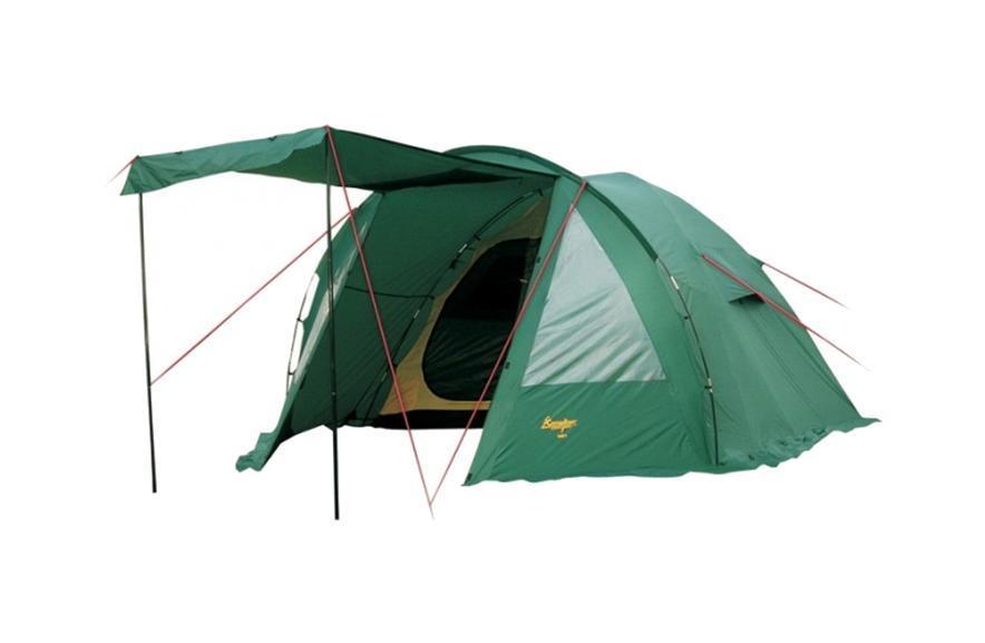 Палатка CANADIAN CAMPER RINO 5 (цвет woodland) жилет для рыбалки и охоты мужской canadian camper fokel цвет коричневый fokel brown размер 3xl 58