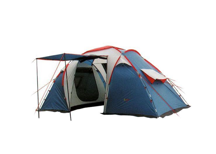 Фото - Палатка CANADIAN CAMPER SANA 4 PLUS (цвет royal) sana 4 royal