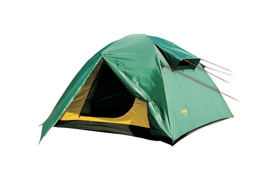 Палатка CANADIAN CAMPER IMPALA 3 (цвет woodland) цены