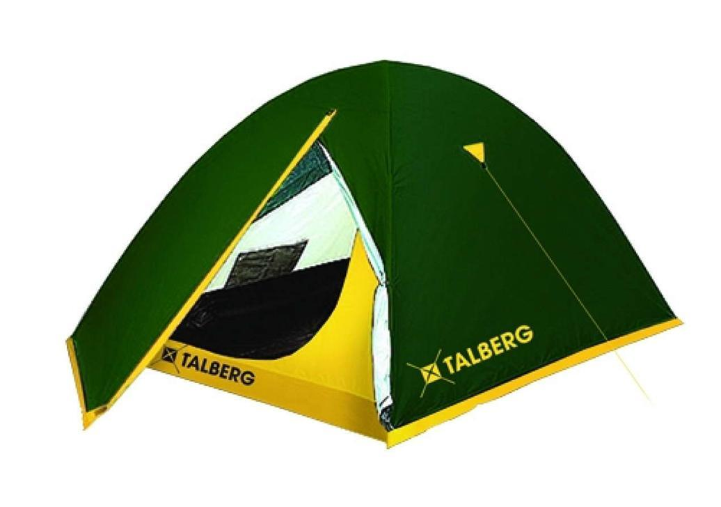 цена Палатка Talberg Sliper 3