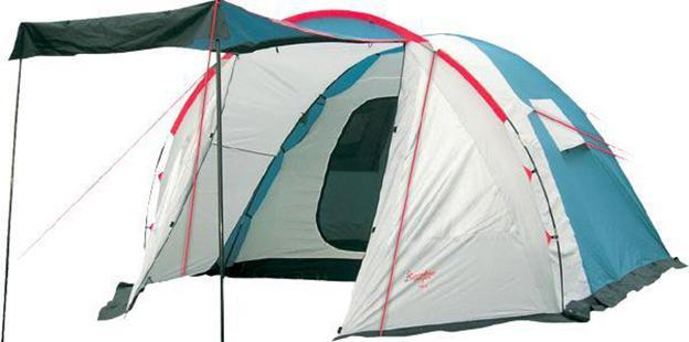 Палатка CANADIAN CAMPER RINO 5 (цвет royal) canadian camper rino 2 woodland