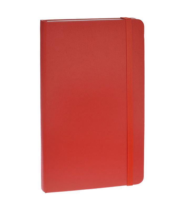 Блокнот Moleskine Classic для рисунков красныйQP063RЗаписная книжка Moleskine Classic станет для вас незаменимым помощником, если вы любите рисовать и делать наброски. Ваши рисунки карандашами, мелками, красками надолго сохранятся благодаря итальянской бумаге высшей пробы. Интегральный переплет и плотная обложка из кожзаменителя с влагозащитным покрытием сохранят книжку в аккуратном состоянии на протяжении всего времени ее использования. Закладка-ляссе в тон обложки поможет быстро найти и открыть нужную страницу. На заднем форзаце имеется бумажный кармашек. Записная книжка плотно закрывается при помощи фиксирующей резинки. Характеристики: Материал: бумага, картон, кожзаменитель, текстиль. Размер записной книжки: 13 см х 21 см х 1,5 см. Формат: Large. Количество страниц: 100. Плотность бумаги: 160 г/кв.м. Изготовитель: Китай.