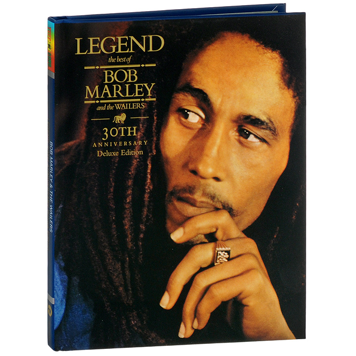 Bob Marley & The Wailers. Legend. 30 Th Anniversary. Deluxe Edition (CD + Blu-Ray Audio)