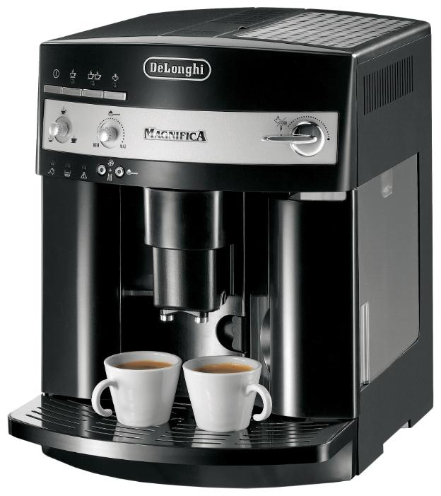 Автоматическая кофемашина DeLonghi ESAM 3000.B, черный