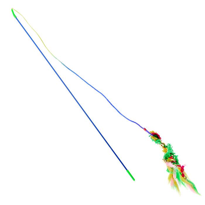 Игрушка для кошек I.P.T.S. Удочка, длина 46 см