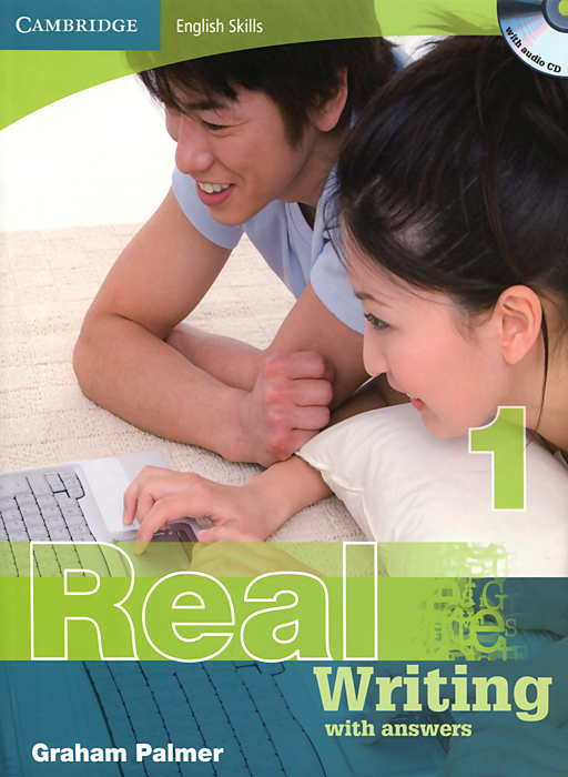 Cambridge English Skills: Real Writing 1: With Answers (+ CD-ROM) at home with english 7 9