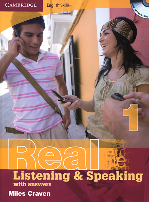 Real Listening and Speaking 1: With Answers (+ CD-ROM) driscoll l cambridge english skills real reading 1 with answers