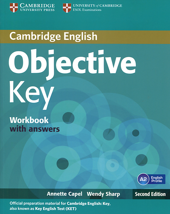 Objective Key: Workbook with Answers ket for schools direct workbook with answers