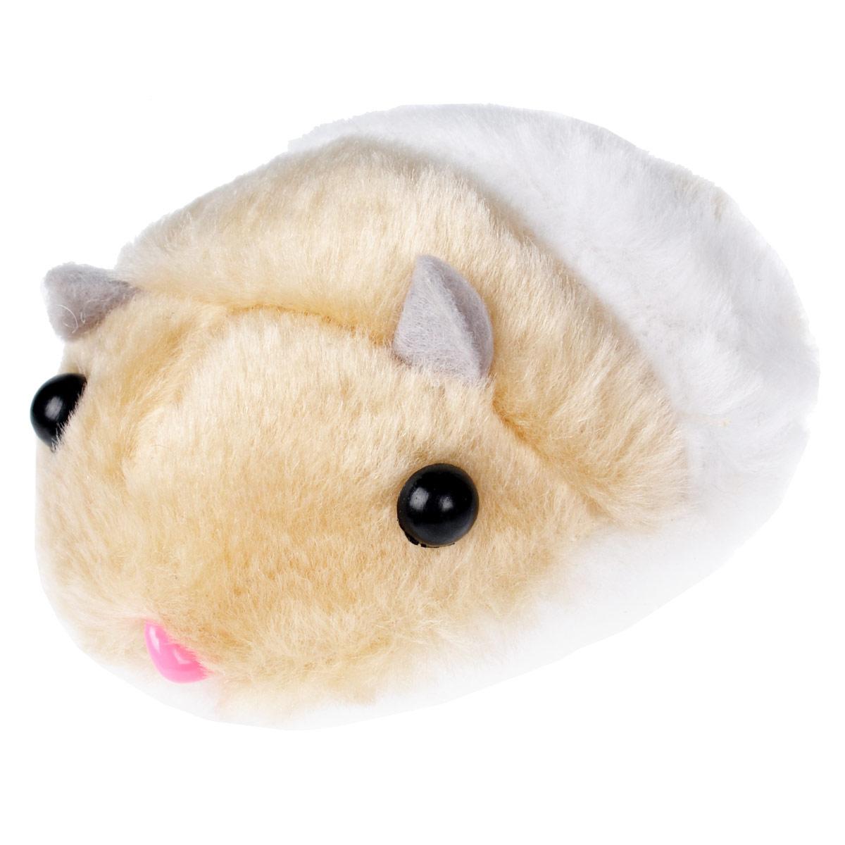 """Игрушка для кошек I.P.T.S. """"Хомячок вибрирующий"""", цвет: в ассортименте"""