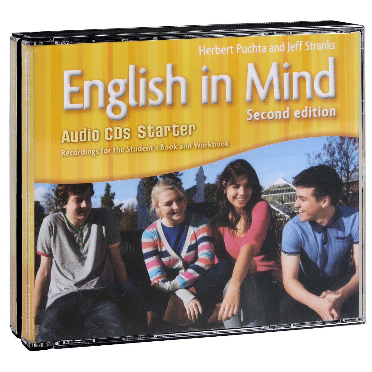 English in Mind: Starter Level: Student's Book and Workbook (аудиокурс на 3 CD)