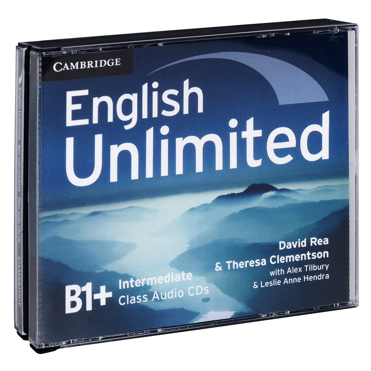 English Unlimited: Intermediate B1+: Class Audio CDs (аудиокурс на 3 CD)