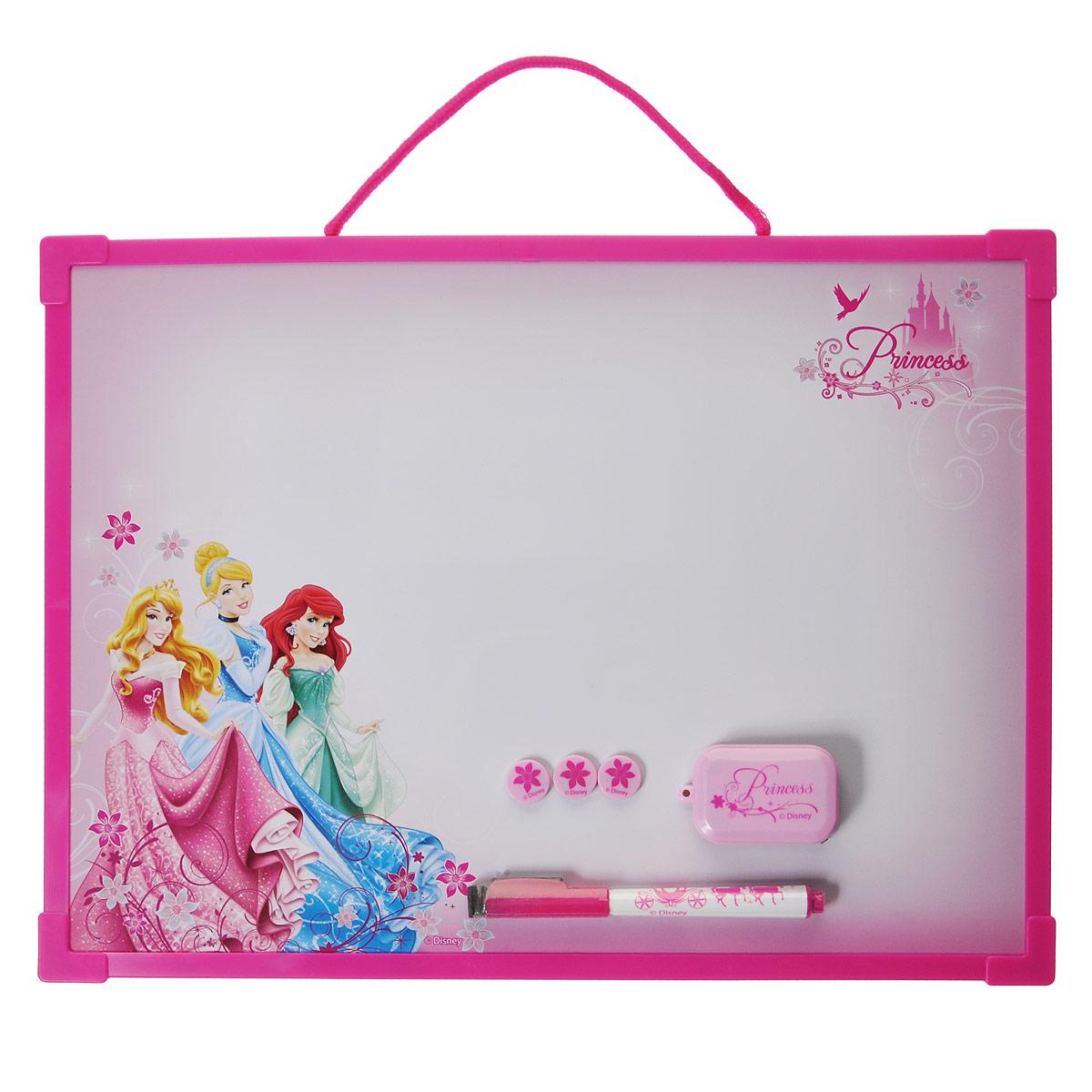 Магнитная доска с картинками принцессы