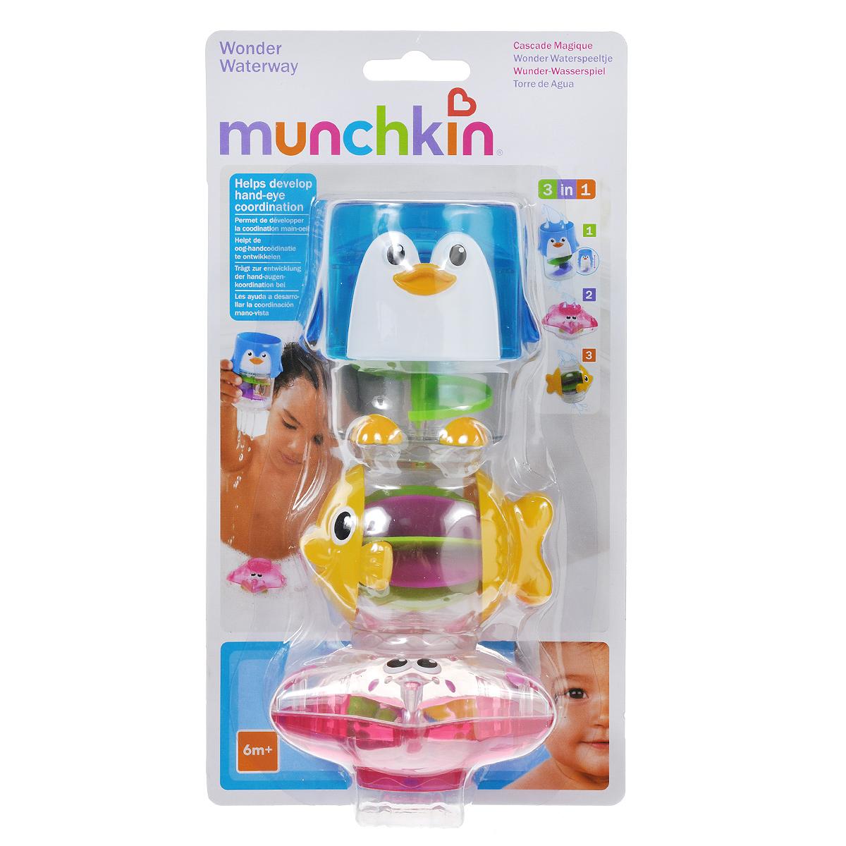 Игрушка для ванны Munchkin