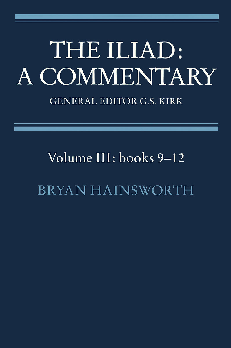 The Iliad: A Commentary: Volume 3: Books 9-12 fingerboard workbook for the ninth tenth and eleventh positions map the viola for good volume 7