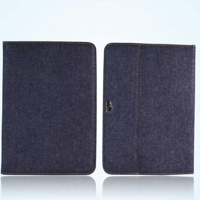 IT Baggage Jeans чехол для Samsung Galaxy Note 10.1 N8000, Black Blue чехол it baggage для планшета samsung galaxy note 10 1 n8000 искусcтвенная кожа jeans черно синий itssgn108 3