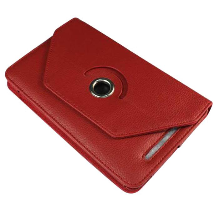 IT Baggage поворотный чехол для Asus Nexus 7, Red lcd screen display touch screen panel digitizer assembly frame parts for asus google nexus 7 2nd me572 me572c me572cl