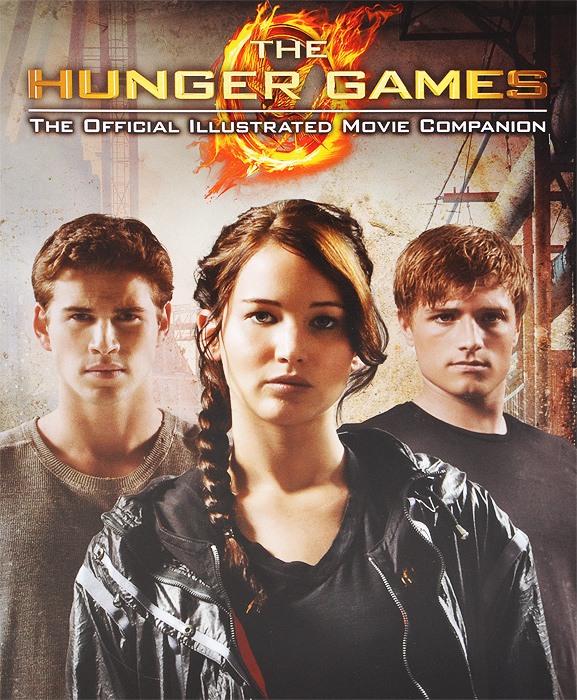 цены на The Hunger Games: Official Illustrated Movie Companion  в интернет-магазинах