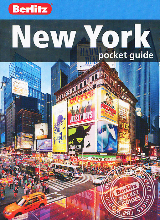 New York: Pocket Guide berlitz costa dorada pocket guide
