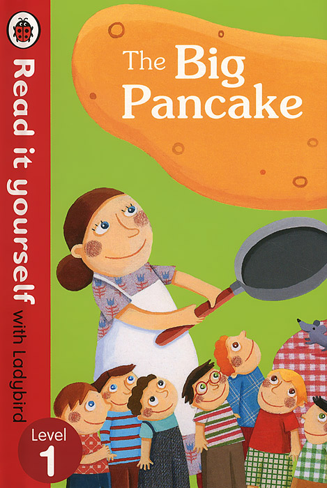 The Big Pancake: Level 1 very first words 123