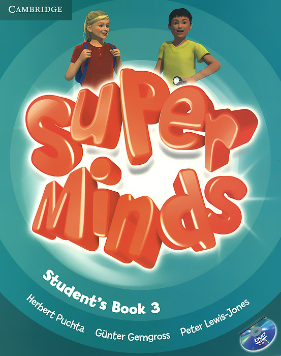 Super Minds: Level 3: Student's Book (+ DVD-ROM) today level 3 teacher s book dvd rom