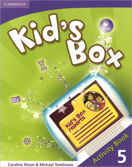 Kid's Box 5: Activity Book big english 5 activity book