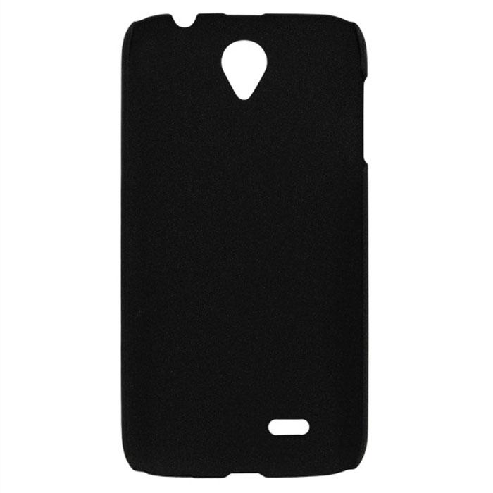 IT Baggage чехол для Lenovo A850 Quicksand, Black lenovo lenovo a850 unicom 3g двойной карточки sim двойной резервный отправленные 5 5 дюймовый стальной мембраны