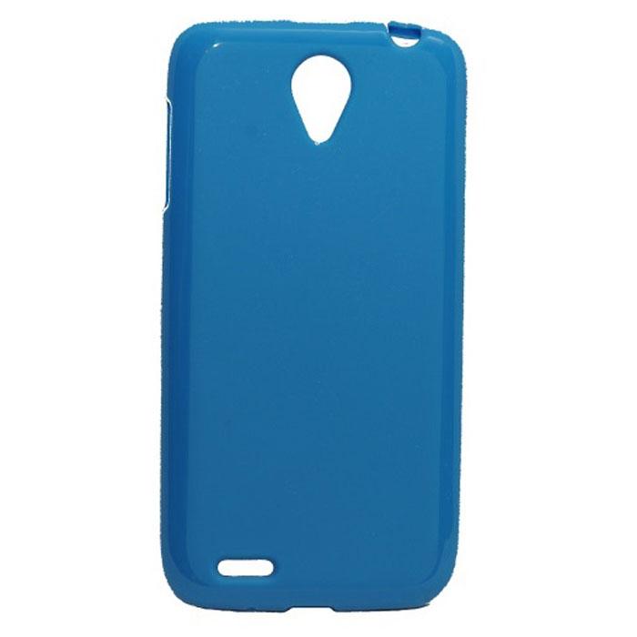 Фото - IT Baggage чехол для Lenovo S650 TPU, Blue it baggage чехол для lenovo a516 tpu black