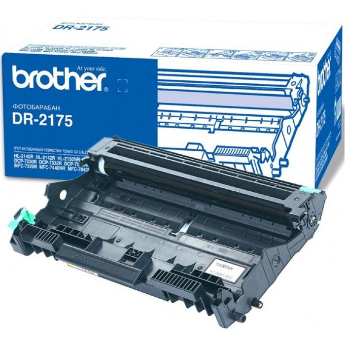 Brother DR2175 фотобарабан для HL-2140R/2150NR/2170WR