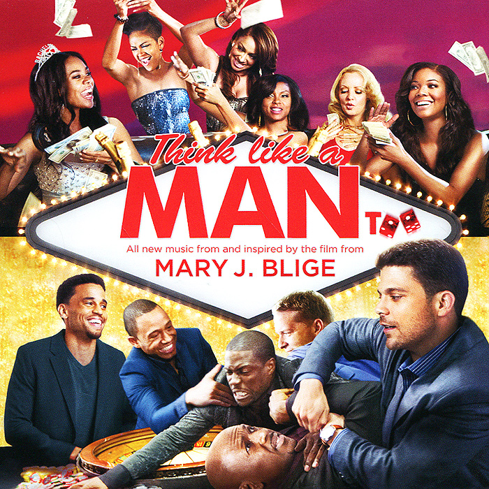 Мэри Джей Блайдж,The-Dream,Фарелл Уильямс Mary J. Blige. Think Like A Men Too mary baxter lynn like silk