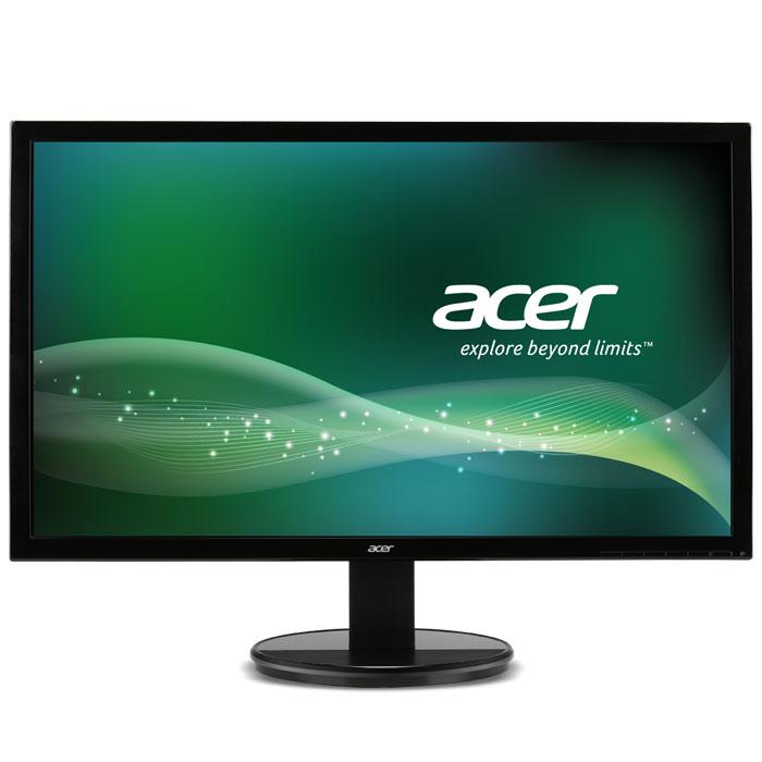 Монитор Acer K222HQLbd, Black монитор acer k222hqlbd