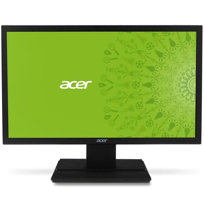 Монитор Acer V206HQLAb, Black цены