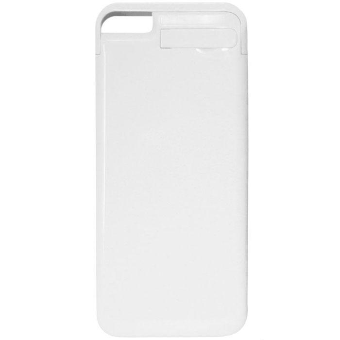 a609646cdbfcd EXEQ HelpinG-iC05 чехол-аккумулятор для iPhone 5/5s, White (2300 мАч,  клип-кейс) — купить в интернет-магазине OZON с быстрой доставкой