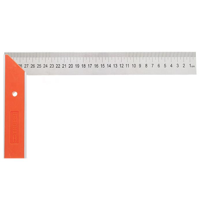 Угольник столяра Truper, 30,5 х 16,6 см