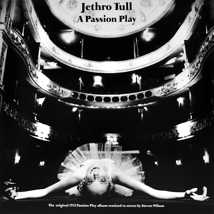 Jethro Tull Jethro Tull: A Passion Play (LP) защитная пленка lp универсальная 2 8 матовая