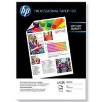 HP 150/A4/150л глянцевая двухсторонняя фотобумага для лазерной печати (CG965A)