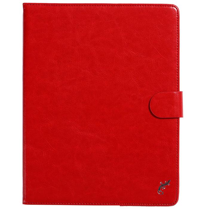 """G-Case Business универсальный чехол для устройств c диагональю 10"""", Red"""