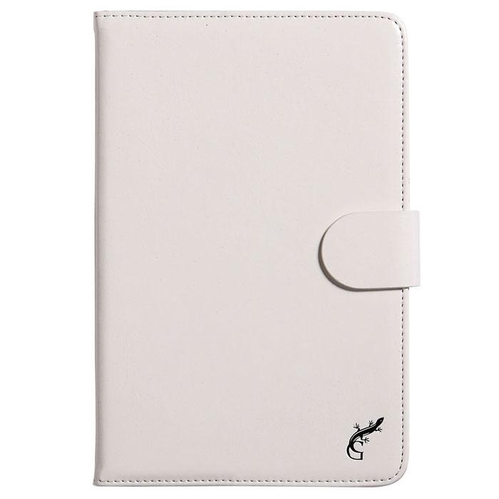 """G-Case Business универсальный чехол для устройств c диагональю 7"""", White"""